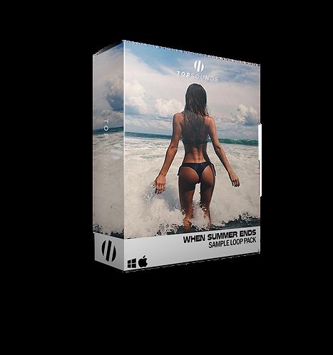 When Summer Ends (Sample Loop Pack) - By TheSurfGod