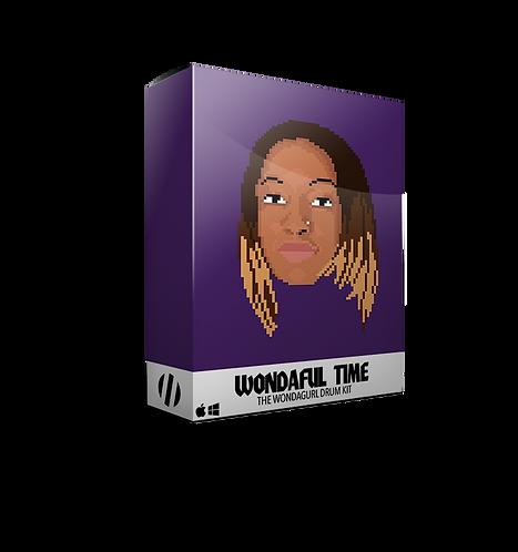 Wondaful Time (Drum Kit) - By WondaGurl