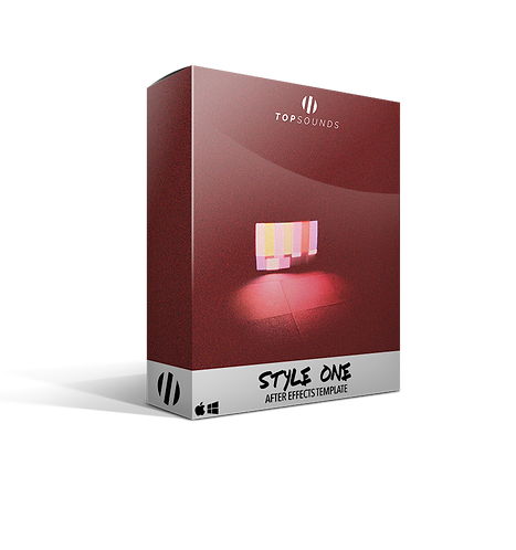 Style One (After Effects Template)