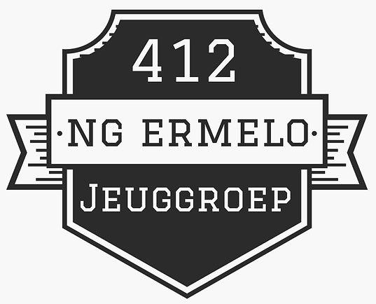 412 Jeuggroepe Logo