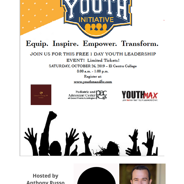 Global Youth Initiative - Equip. Inspire. Empower. Transform