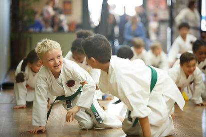 Keiko Martial Arts Kids Children Karate