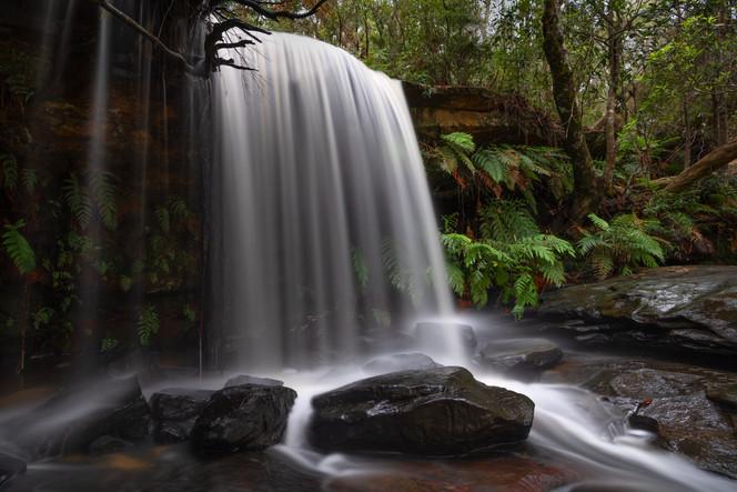 """Water Veil"", Girakool, Central Coast, NSW"