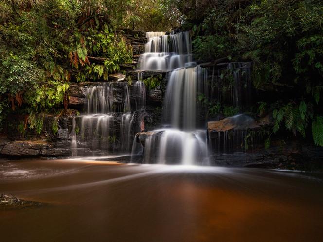 Ironbark Falls, NSW