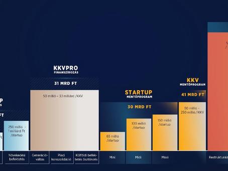 Hiventures: Krízishelyzetben a hazai startup és KKV-szektor megbízható partnere