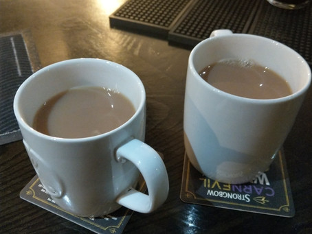 Tea is the future - a round up and pics of this machines weekend