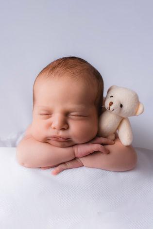 TEDDY SLEEPY FRONT POSE