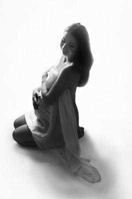 Maternity backlighting image