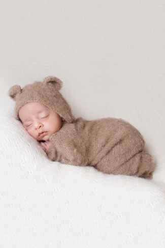 Teddy Newborn