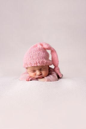 Newborn Front Pose