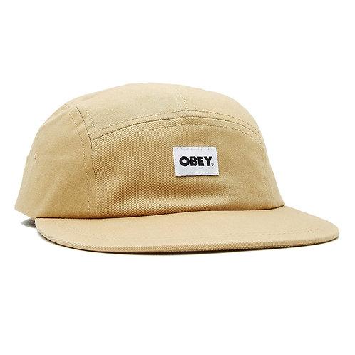 OBEY Bold Label Organic Panel Hat