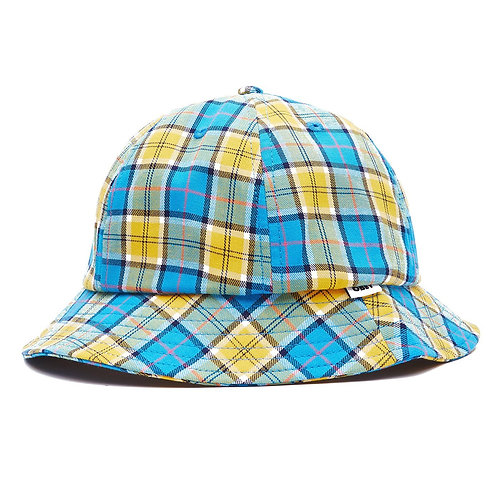 OBEY Madras 6 Panel Bucket Hat