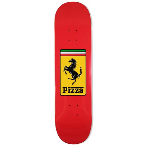 Pizza Rari Deck
