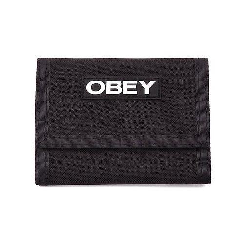 OBEY Commuter Tri Fold Wallet