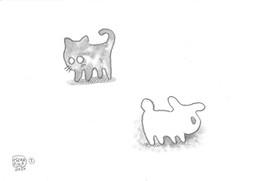3: Shadow Cat × Light Rabbit