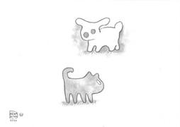 10: Shadow Cat × Light Rabbit