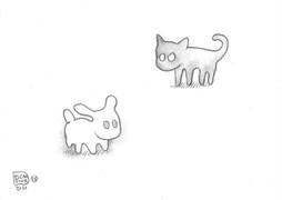 18: Shadow Cat × Light Rabbit