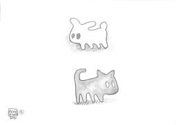 11: Shadow Cat × Light Rabbit