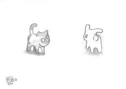 6: Shadow Cat × Light Rabbit