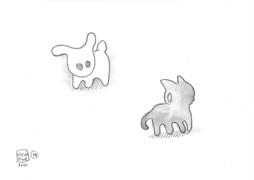 14: Shadow Cat × Light Rabbit