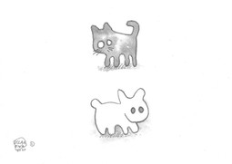 1: Shadow Cat × Light Rabbit