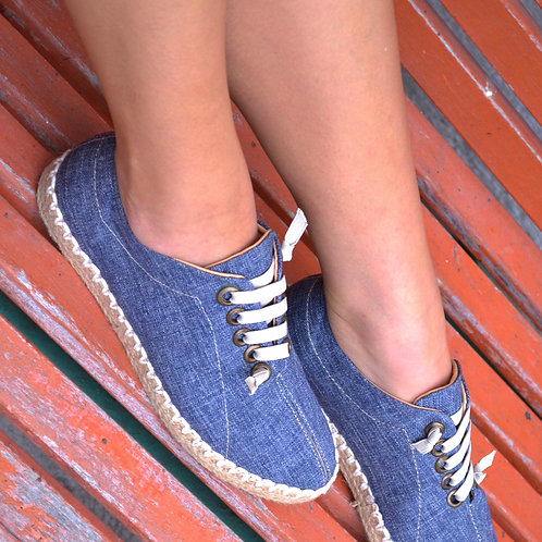 Tenis Azul (nuevo Modelo)