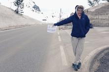 Hitchhiking Österreich