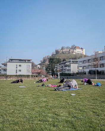 Outdoortraining Lenzburg