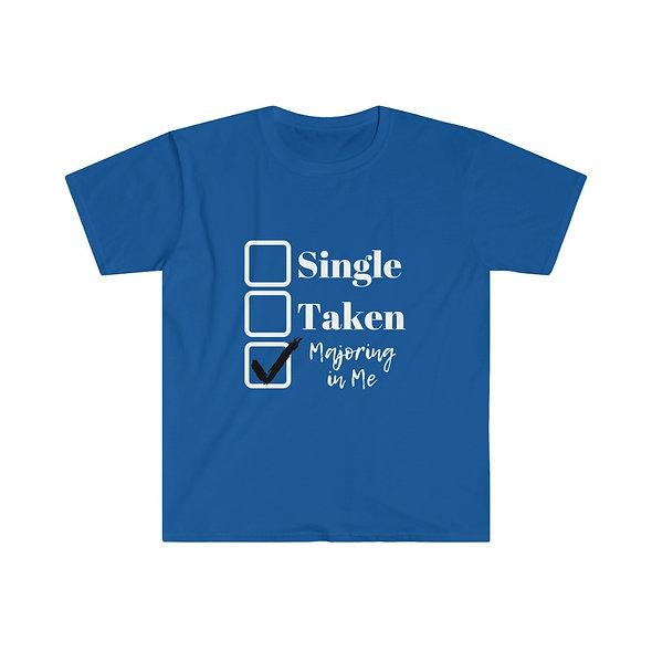 "Men's ""STATUS"" Softstyle T-Shirt"
