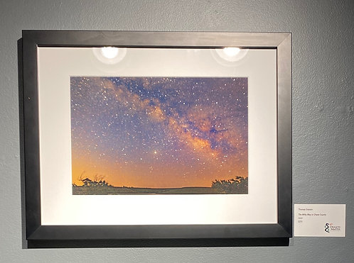 The Milky Way in Chase County
