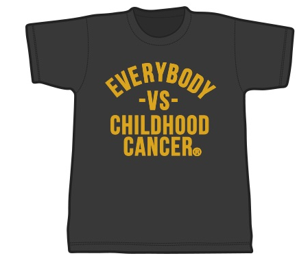Everybody Vs. Childhood Cancer