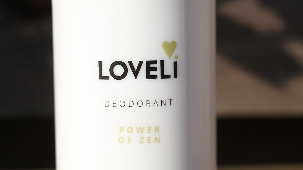 Deodorant Power of Zen