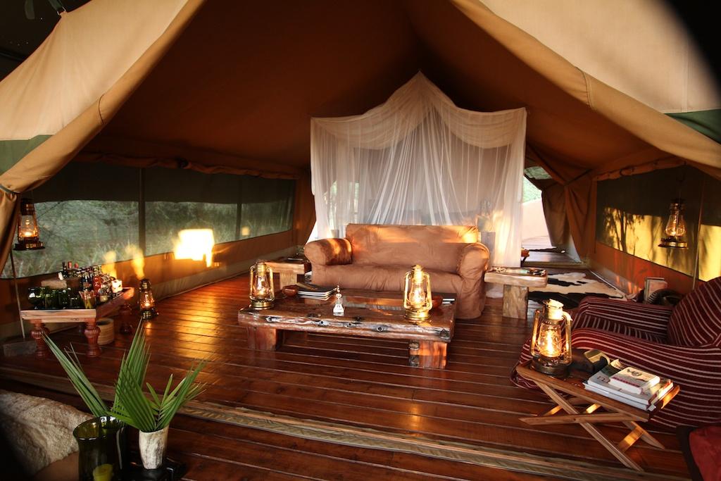 Room 4, Lemarti's Camp, Kenya