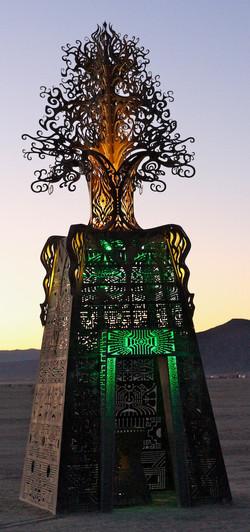 Kate Raudnebush's Future's Past, Nevada desert