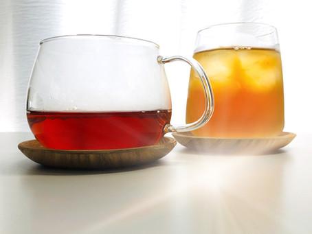 静岡紅茶 HOT and ICE
