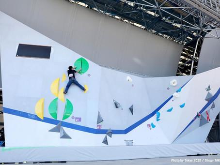 Олимпийский скалодром прошел проверку