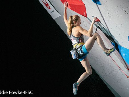 OLYMPIAN CLIMBERS ABOUT TOKYO 2020 POSTPONEMENT