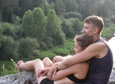 История любви: Аня и Юрий