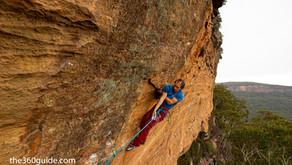 Александр Гержа о Скалах Австралии