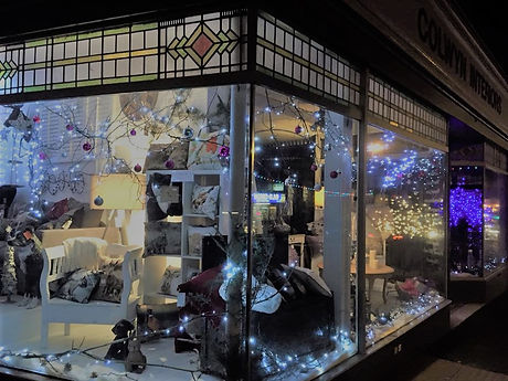 Christmas window - Linda Hughes.jpg