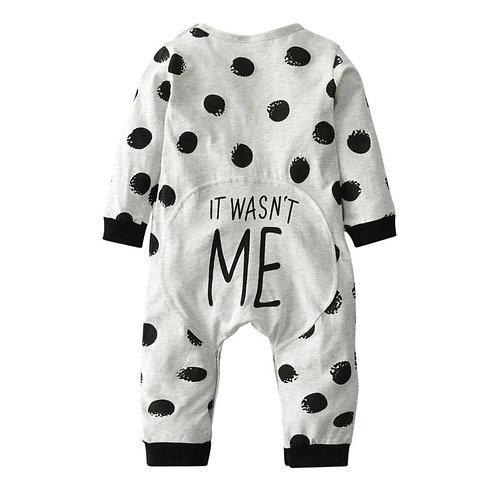 Dalmatian Spot Romper/Bodysuit