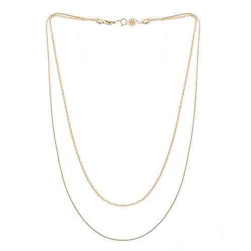 Josephine Layered Necklace