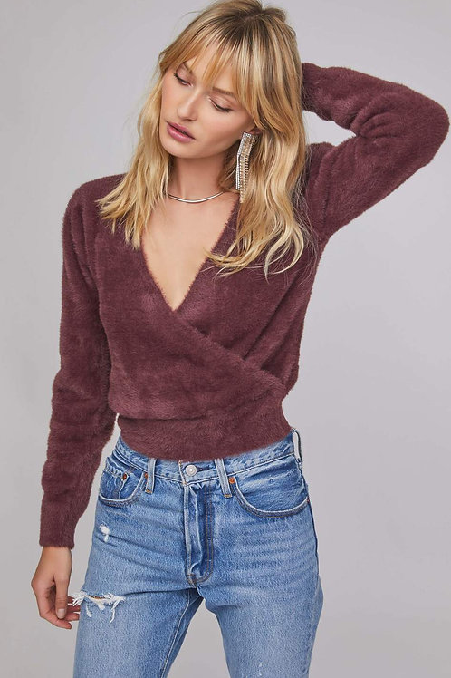 Sheresa Wrap Sweater