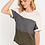 Thumbnail: Iris Striped Color Block Tee