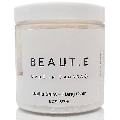 Bath Salt - Hang Over