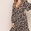 Thumbnail: Amelie Ruffle Wrap Dress