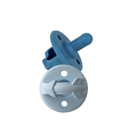 Arrow Pacifiers - Blue