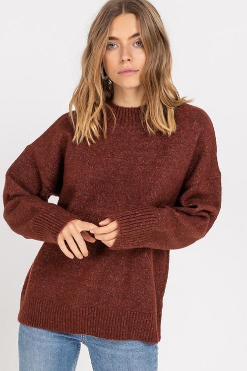 Deja Pullover Sweater