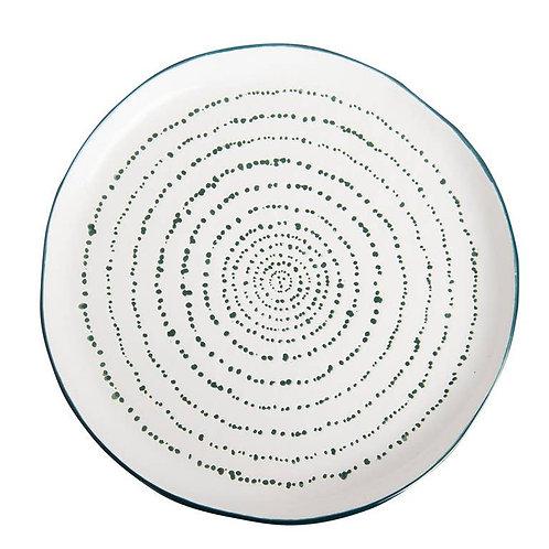 Kuba Art Plate
