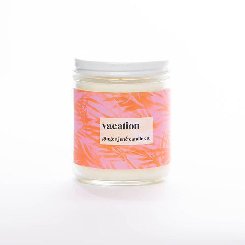 Vacation Non-Toxic Soy Candle